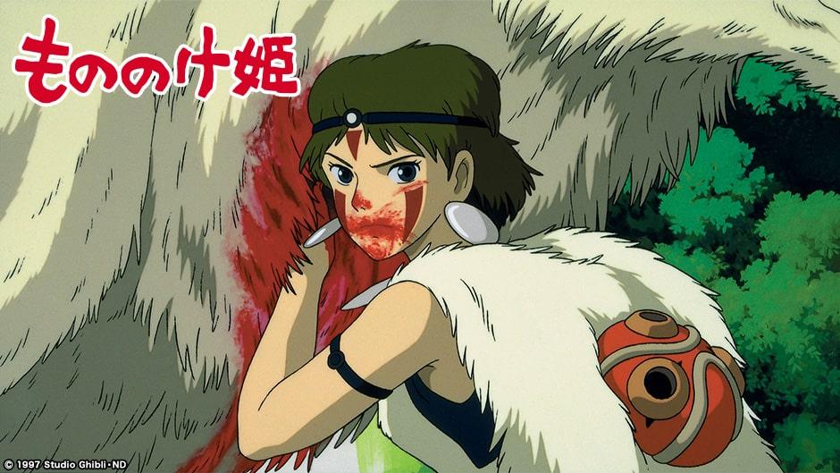 もののけ姫のメイン画像